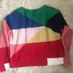 Joie Sweaters - Joie Megu Colorblock Cashmere Sweater